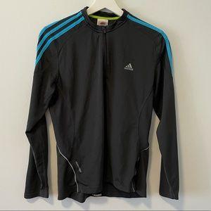 Adidas Response Quarter Zip Sweater
